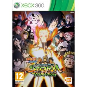 Naruto Shippuden : Ultimate Ninja Storm Revolution [XBOX360]