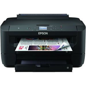 Epson WorkForce WF-7210DTW - Imprimante couleur jet d'encre