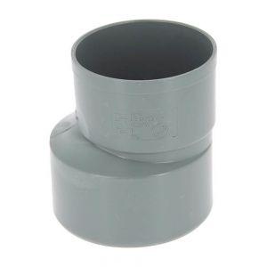 Adequa Réduction excentrée PVC mâle-femelle O125-100