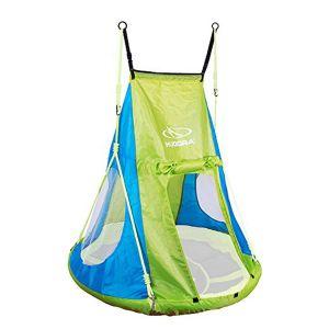 Hudora Tente pour balançoire nid 90 cm