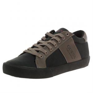 Guess Chaussures fjthe1 lea12 Noir - Taille 36,37,39,40