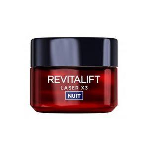 L'Oréal Revitalift Laser Renew Night Cream - 50 ml