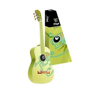 Stagg C505 Chameleon - Guitare classique enfant 1/4 série Safari Tunes