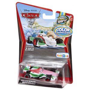 Mattel Voiture Disney Cars Color Changers : Francesco