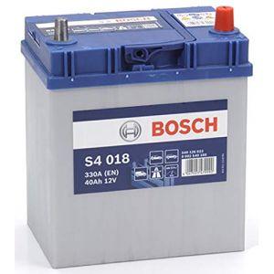 Bosch Batterie auto 12V 40 Ah 330 A Réf: 0092S40180