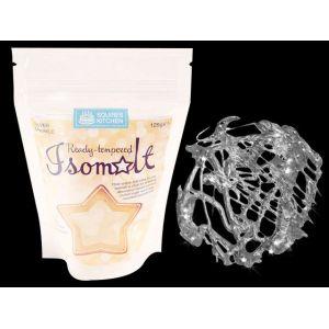 Youdoit Isomalt 125 g - Eclats argentés