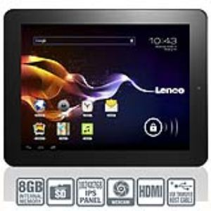 "Lenco TAB-9701 8 Go - Tablette tactile 9,7"" sur Android 4.0"