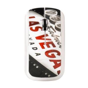Advance S2-LV - Souris SinCity (Las Vegas) optique sans fil