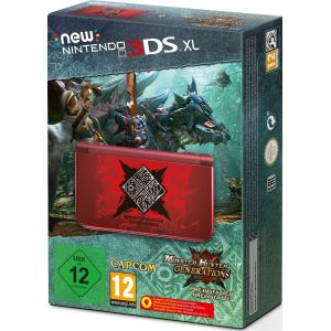 Nintendo New 3DS XL Monster Hunter Generations - Limited Edition