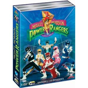 Coffret Power Rangers : Mighty Morph'n - Saison 1
