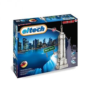 Eitech C470 - Empire State Building Set 815 pièces