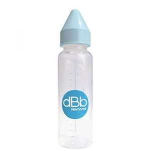 dBb Remond Biberon polypropylène Regul'air Clear 360 ml varitetine caoutchouc