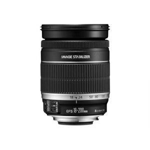 Canon 2752B005BA - Objectif à zoom EF-S 18-200 mm f/3.5-5.6 IS