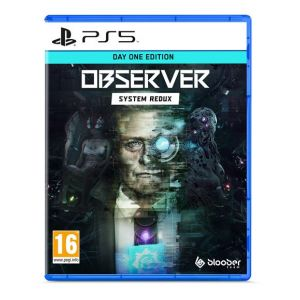 Observer: System Redux Day One Edition (PlayStation 5) [PS5]