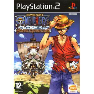 One Piece Grand Adventure sur PS2