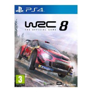 Bigben Wrc 8 - Fia World Rally Championship
