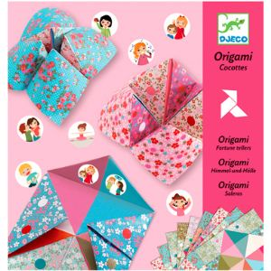 Djeco Origami : Cocottes à gages
