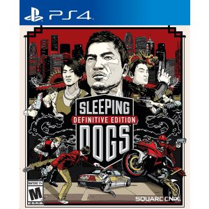 Sleeping Dogs : Definitive Edition [PS4]