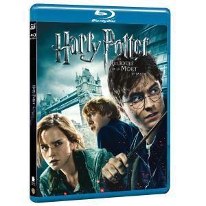 Coffret Harry Potter et les reliques de la mort - Parties 1 et 2