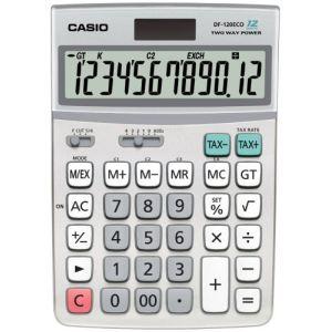 Casio DF-120ECO - Calculatrice de bureau écologique