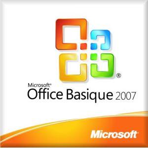 Office 2007 Basique [Windows]