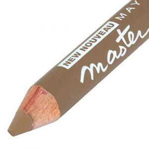 Maybelline Crayon à sourcils Master Shape - Blond Foncé