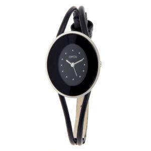 OPEX Paris X3641LA - Montre pour femme bracelet en cuir Edith