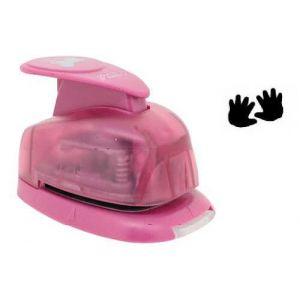 Vaessen Creative Petite perforatrice 1,5cm - mains de bébé