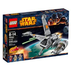 Lego 75050 - Star Wars : B-Wing