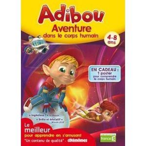 Adibou : Aventure dans le corps humain 2010/2011 [Mac OS, Windows]