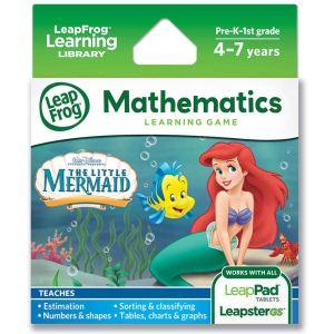 Leapfrog Jeu Leapster / LeapPad : La petite sirène