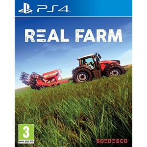 Real Farm sur PS4