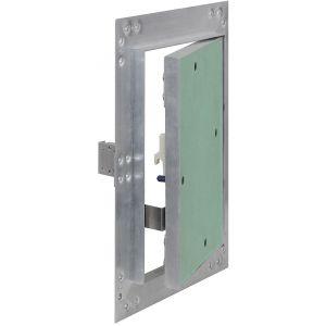 wiltec Trappe visite Cadres Aluminium 25x40cm 12,5mm Pacoplatre Porte Clapet révision Alu Maintenance