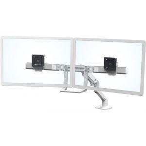 Ergotron HX Desk Dual Monitor Arm - kit de montage