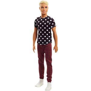 Mattel Poupée Barbie - Ken Fashionistas - FJF72