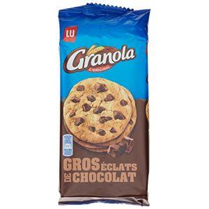 Lu Granola - Cookies gros éclats de chocolat