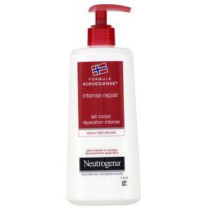 Neutrogena Formule Norvégienne Intense Repair - Lait corps réparation intense