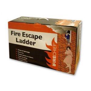Firechief Fel14.5m Fire Escape Échelle