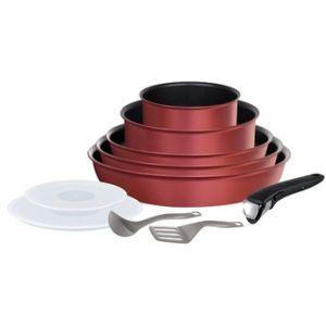 Tefal L6599302 - Set de poêles et casseroles Ingenio Performance 10 pièces