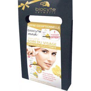 Biocyte Coffret soins du visage :  5 masques