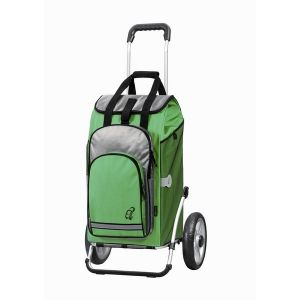Andersen Chariot Royal Shopper HYDRO Pneumatique vert