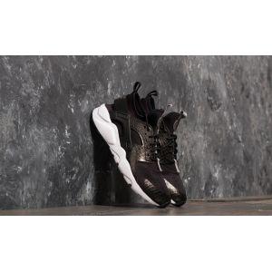 Nike Air Huarache Run Ultra GS Black/ Metallic Pewter-Black-White