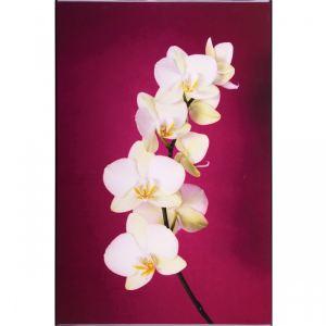 Tableau design Orchidée