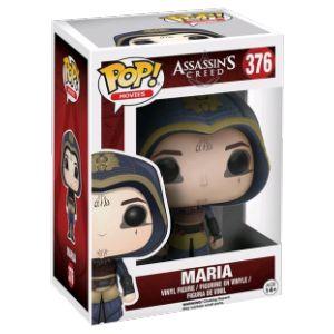 Funko Pop! Maria - Figurine Assassin's Creed Film