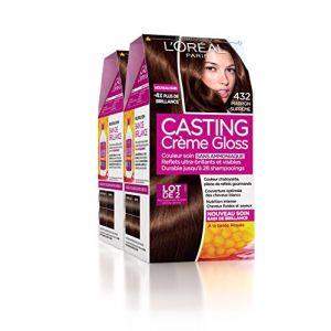 L'Oréal Casting Crème Gloss Châtain 432 Marron Suprême