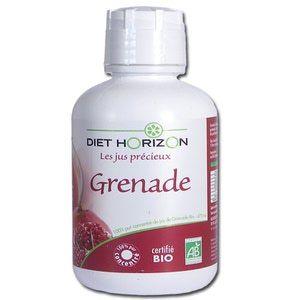 Diet Horizon Jus précieux grenade Bio