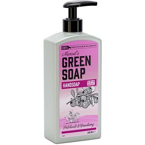 Marcel's Green Soap - Savon Main Patchouli et Canneberge
