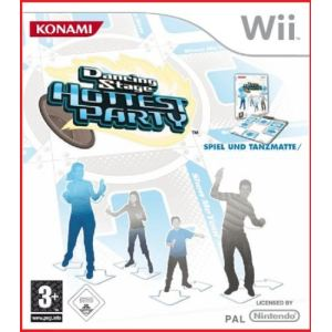 Dancing Stage : Hottest Party + Tapis [Wii]
