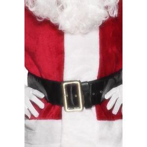 Ceinture noire de Père Noël adulte