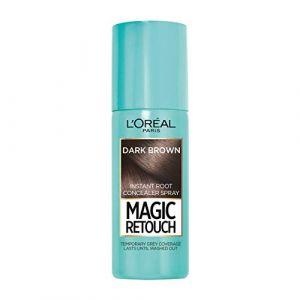 L'Oréal Spray Instantané Effaceur de Racines Magic Retouch - Châtain - 75 ml